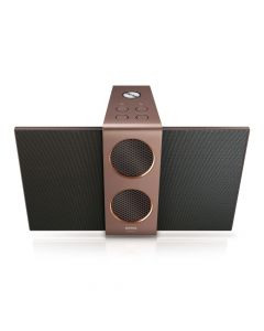 treVolo 2 Bluetooth Speaker Brown for bundle
